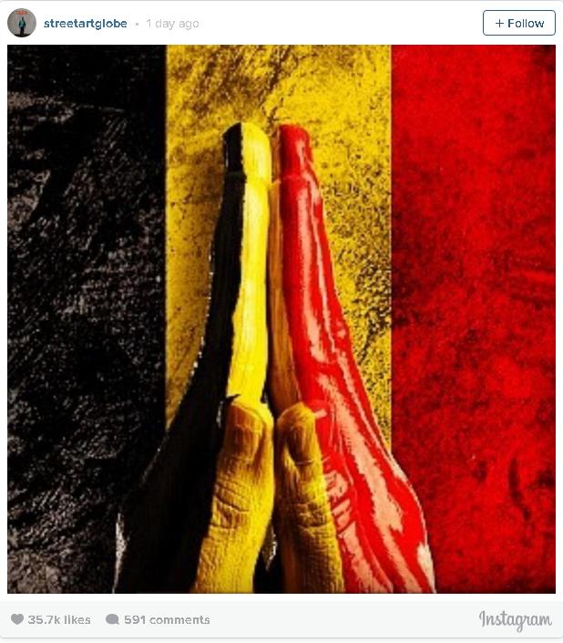 Doliu national in Romania joi, 24 martie, in memoria victimelor atentatelor de la Bruxelles