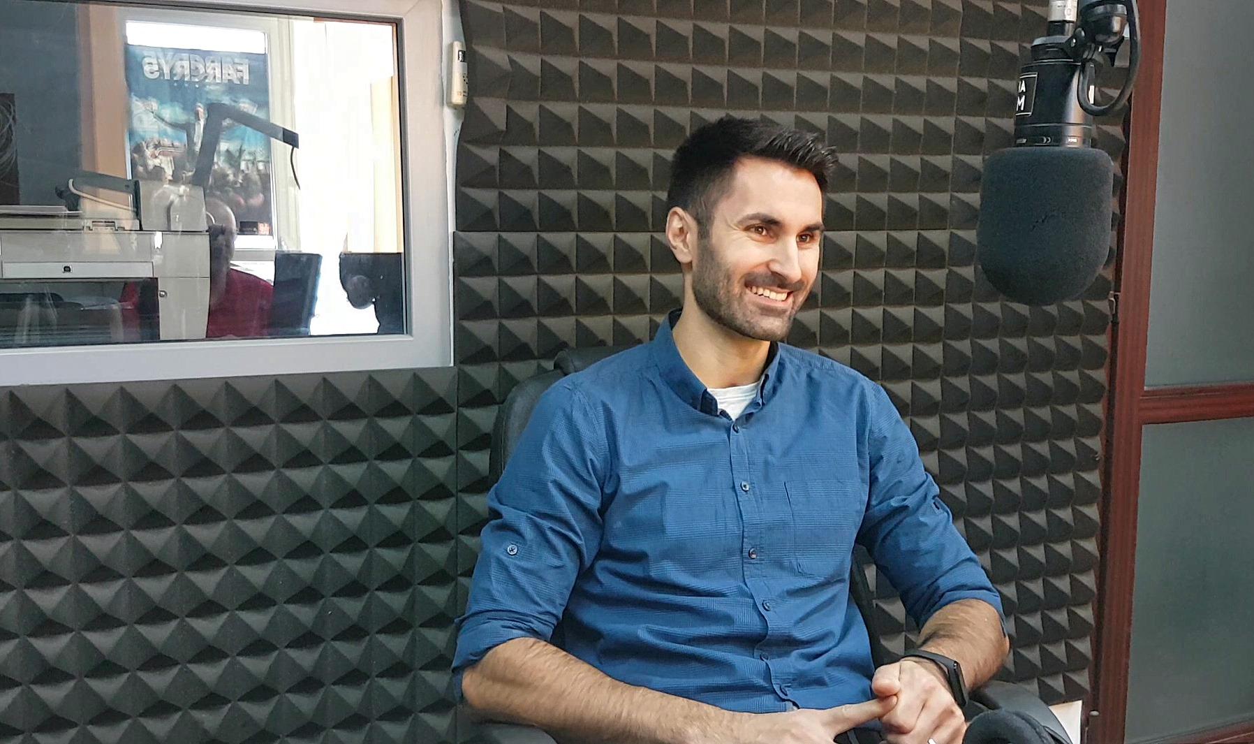 Ionut Spalatelu, mentor Scoala Informala de IT