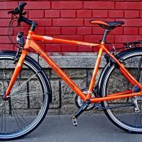 Bicicleta Travel Man e pe traseu!