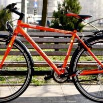 Pedaleaza cu Gold FM si poti castiga cea mai tare bicicleta City Bike!