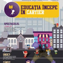 Educația incepe in cartier