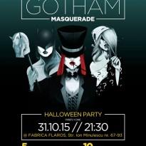 Gold FM te invită la petrecere de Halloween