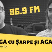 Morning SAGA cu Sarpe si AGA