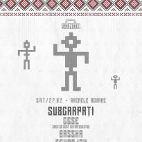 Recomandat de Gold FM: Concert Subcarpati, Cred Ca Sunt Extraterestru, Basska si Zekarjah
