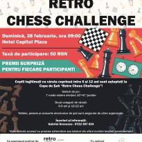 Gold FM recomandă: RETRO CHESS CHALLENGE