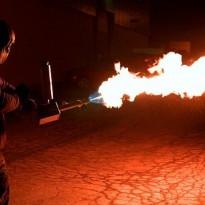 Cum să faci rost de un aruncător de flăcări?