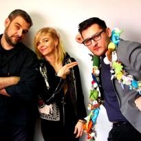 Matinal cu Gianina Corondan, Radu Buzaianu si Mihai Cioceanu