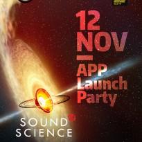 Sound of Science își lansează aplicația oficială și mai face și-un party pe deasupra
