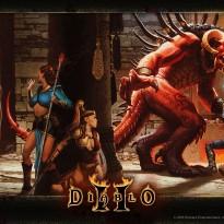 Diablo II, primește patch oficial